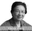 Photo of Xiaoye Wang